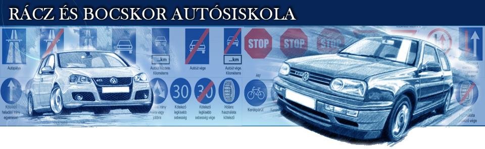 Rácz és Bockor Autósiskola